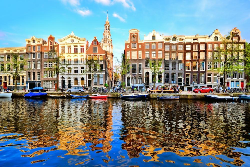 Amsterdam valentines breaks